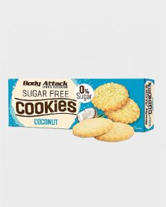 Cookies Sugar Free Coconut