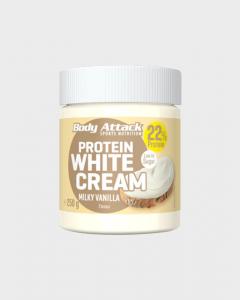 Protein white cream milky vanilla