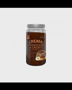 Smile Crunch - Crema di Nocciole e Cacao 35% di proteine