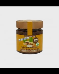 Crema di arachidi e cacao