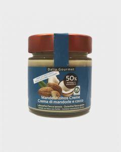 Crema di Mandorle e cocco