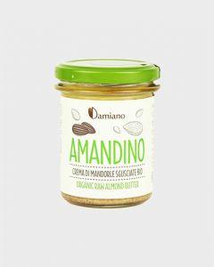 Amandino – Crema di Mandorle Sgusciate Bio