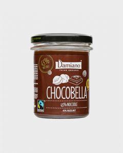 Chocobella Noir 45% Nocciole e Cacao Bio