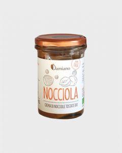 Crema di Nocciole Tostate Bio