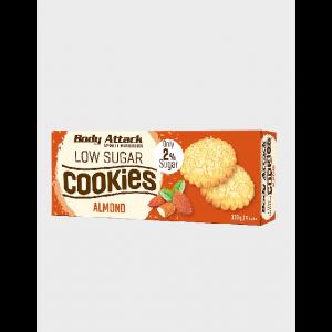 Cookies Low Sugar Almond