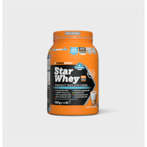 Star Whey Isolate Sublime Chocolate