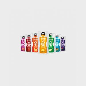 Instant Fruit Flavoured Drink con Stevia - Mix Gusti