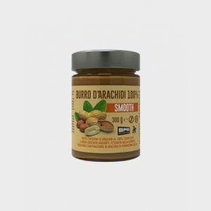Burro d'Arachidi 100% Smooth