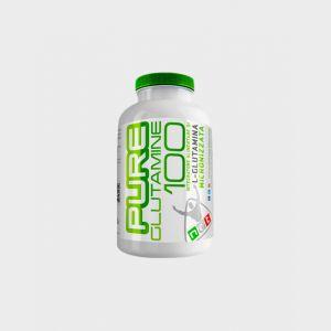 Pure Glutamine 100 400 cps